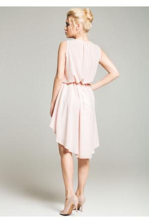 Платье «Орыся» розового цвета