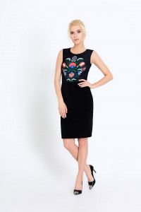 Платье «Цветочная роса»