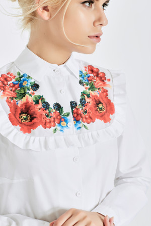 Блузка «Дар лета»