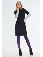 Платье «Анжелика» черного цвета