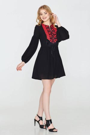 Сукня «Млада» чорного кольору