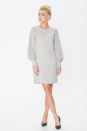 Платье «Барбара» бежевого цвета