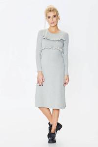 Платье «Аглая» бежевого цвета