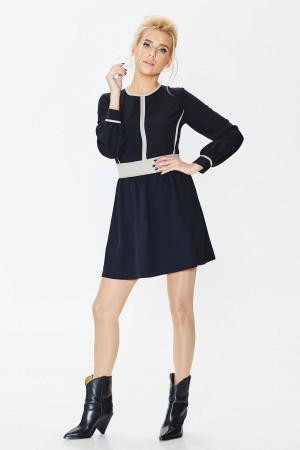 Сукня «Ліма» чорного кольору