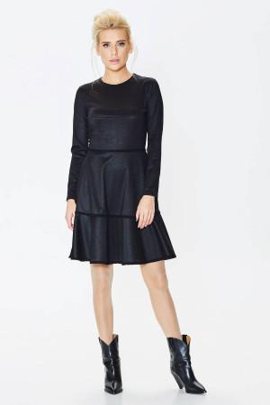 Сукня «Кьяра» чорного кольору