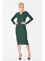 Сукня «Карамболь» зеленого кольору