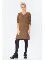 Сукня «Фаїна» коричневого кольору
