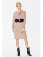 Сукня «Явдоха» бежевого кольору