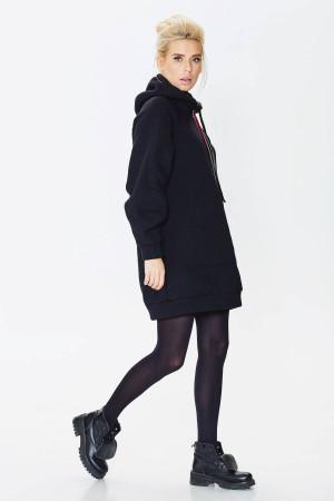 Сукня «Плай» чорного кольору