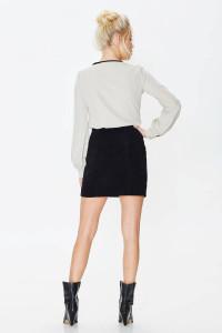 Блуза «Безе» бежевого цвета