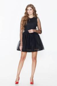 Сукня «Арамея» чорного кольору
