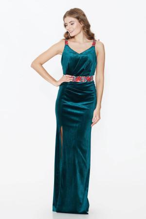 Сукня «Медея» зеленого кольору