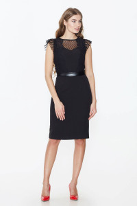 Сукня «Галія» чорного кольору