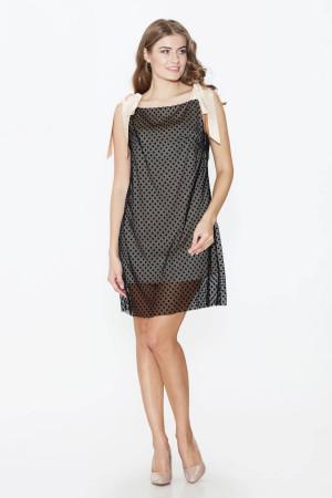 Платье «Дамира» бежевого цвета