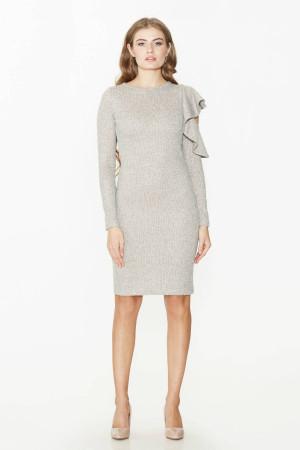 Сукня «Марджана» бежевого кольору