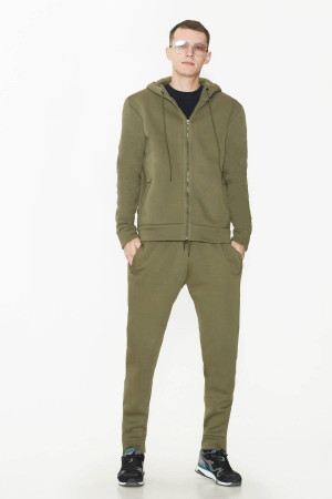Спортивний костюм «Дюк» кольору хакі - костюм спортивний купити в Києві 5a9a54b46185b