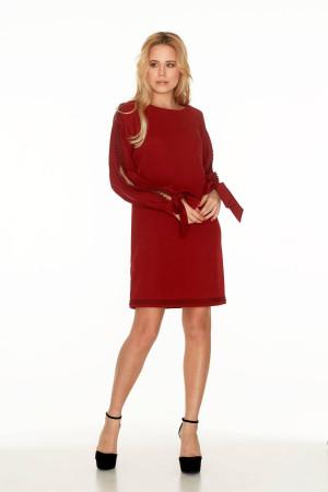 Сукня «Діна» червоного кольору