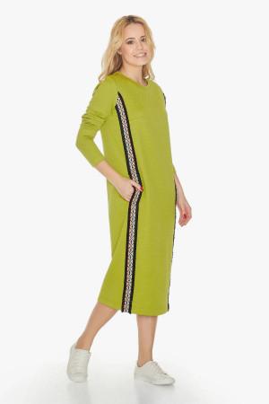 Сукня «Лірея» зеленого кольору 6aa85e253c990