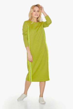 Платье «Лирея» светло-зеленого цвета