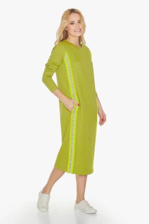 Сукня «Лірея» світло-зеленого кольору