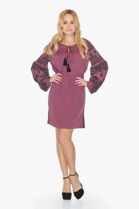Сукня «Панночка» рожевого кольору