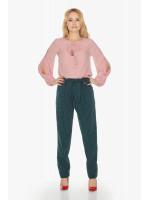 Блуза «Ружа» рожевого кольору