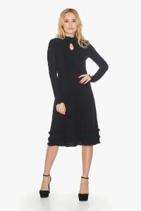 Сукня «Ірен» чорного кольору