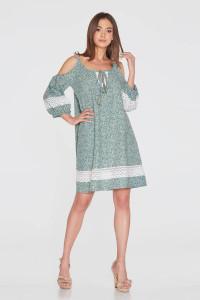 Сукня «Марі» бірюзового кольору