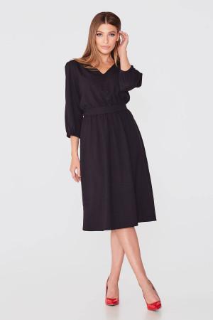 Платье «Альгамбра» черного цвета