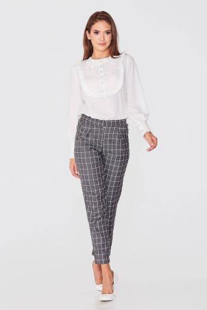 Блуза «Джоанна» білого кольору