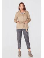 Куртка жіноча «Варга» оливкового кольору