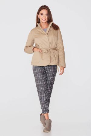 Куртка женская «Варга» оливкового цвета