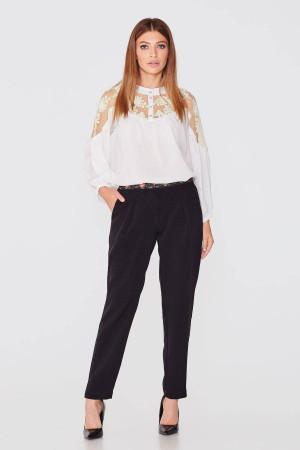 Блуза «Реджина» молочного кольору
