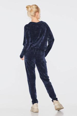 Спортивний костюм «Сарміте» синього кольору