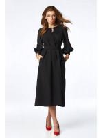 Сукня «Мілава» чорного кольору