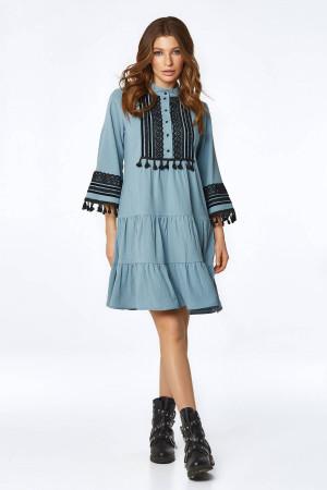 Сукня «Марвін» блакитного кольору