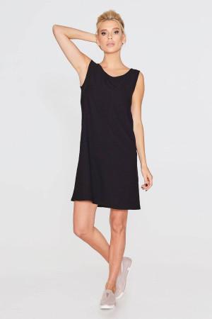 Сукня «Груна» чорного кольору