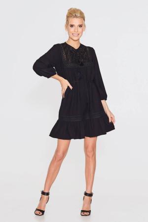 Сукня «Атена» чорного кольору