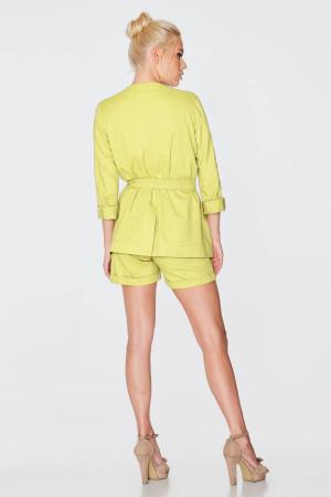 Жакет «Орестея» желтого цвета