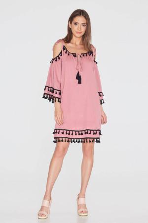 Платье «Диана» розового цвета