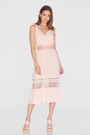 Сукня «Летиція» рожевого кольору