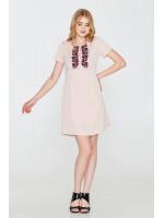 Платье «Янина» розового цвета