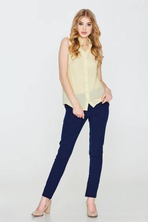 Блуза «Зорегляда» жовтого кольору
