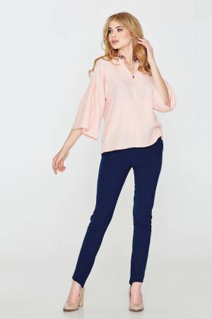 Блуза «Будана» рожевого кольору
