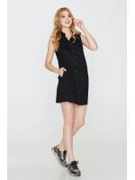 Сукня «Ликерія» чорного кольору