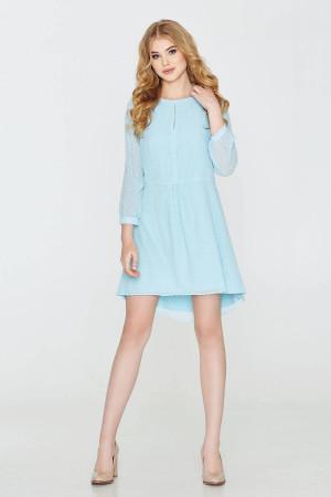 Сукня «Ліна» блакитного кольору – купити у Києві 4541b2f96e646