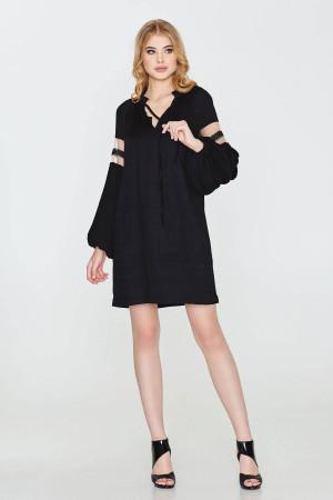 Сукня «Христина» чорного кольору