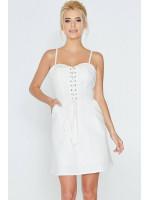Сукня «Руслана» білого кольору
