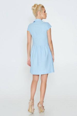 Сукня «Мар'яна» блакитного кольору