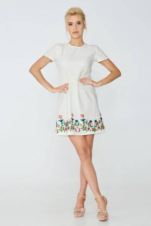 Сукня «Віталія» білого кольору